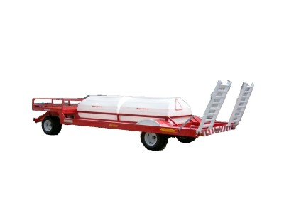 especial para transporte de pulverizador