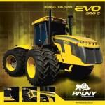 PAUNY EVO 500 0 KM, Alariel Tractores S.A., venado tuerto