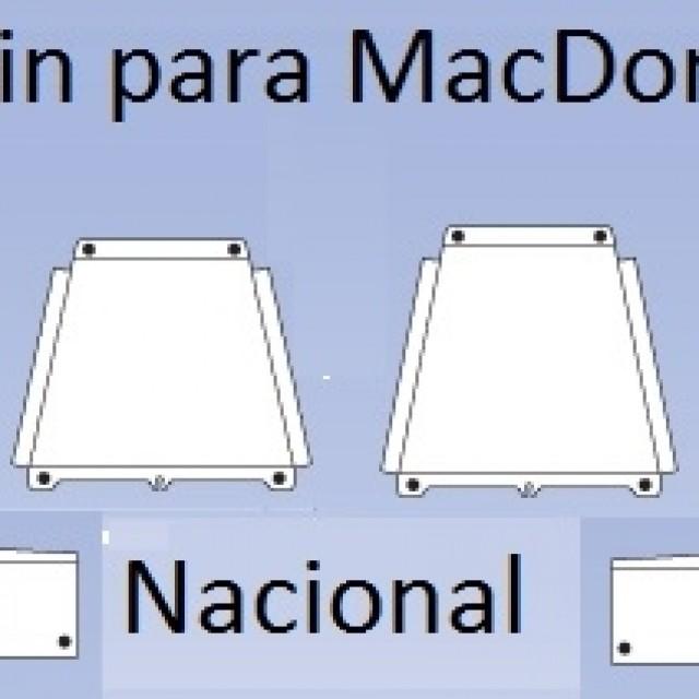 PATIN PARA DRAPER MACDON NACIONAL
