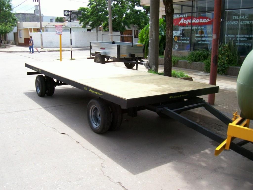 trailer para casillas rurales