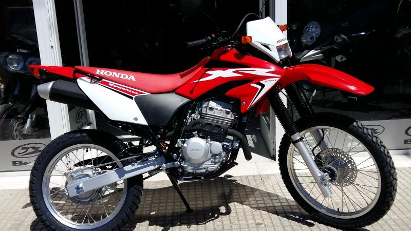 Honda Xr 250 Tornado 0km Honda Portal De Autos Motos Nautica Y